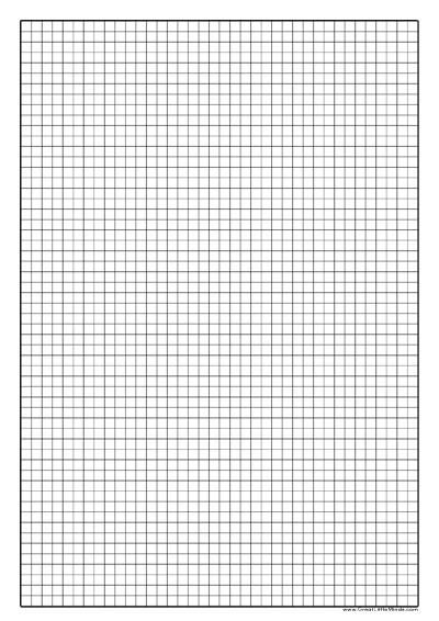 5mm Graph Paper