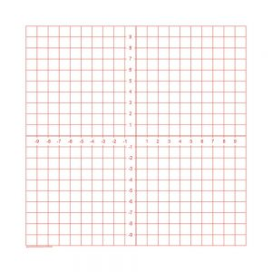 Numbered Graph Paper Printable