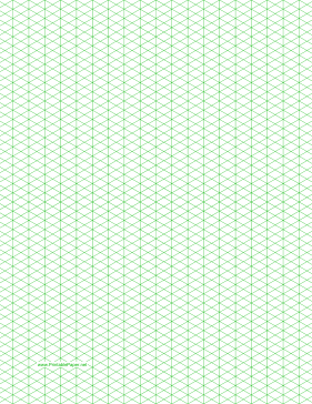 Orthographic Graph Paper